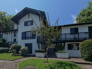 Saint Jean De Luz Erromardie plage T3 appartement 60 m2, 4 personnes, 1 parking