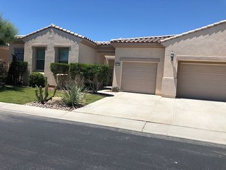 NEW! Lux Home with pool/Spa Seasonal lease 3 m/6 m Sun City Shadow Hills 55+