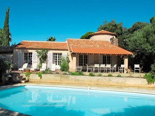 Ferienhaus Cascabelle (MAX185) in Sainte Maxime - 8 Personen, 4 Schlafzimmer