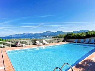 Ferienwohnung Suarella (SFL101) in Saint-Florent - 4 Personen, 1 Schlafzimmer