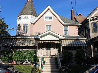 The Anna Gibson House, Classic Victorian Beach House  STRP #*********