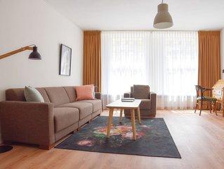 Appartement in Leiden historisch centrum, op de eerste en tweede verdieping.