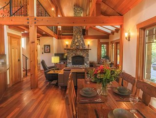 Dream Cottage - Luxurious, Private, Hot Tub - Chesterman Beach