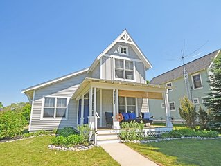 Adorable Home located in downtown Empire. Just 1 mile to Lake Michigan.