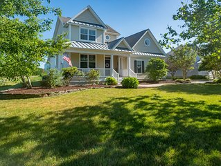Spacious and Clean Coastal House Near Fenwick Island, Bethany Beach, Ocean City