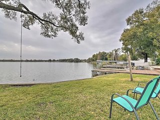Family Home on Bellows Lake. Mins from Downtown Tampa. Pool coming fall 2020