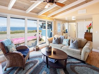 Ocean Front home on scenic Oceanview Blvd - Spectacular Views!