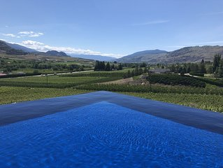 Okanagan Paradise - Large Pool - Great Family Getaway!