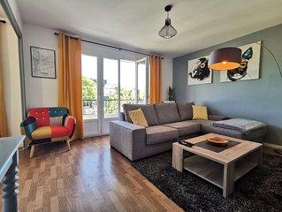Logement Confortable CHU, Quartier Doutre