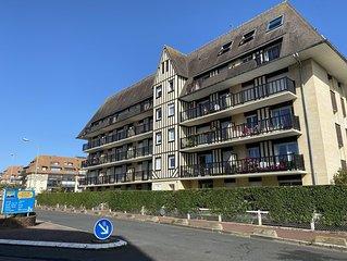 Appartement 3 Pièces  à Villers sur Mer pour 4 à 6 personnes - tout proche mer