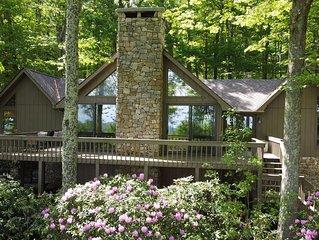 Beautiful Family Friendly Linville Ridge Home- Fabulous four season location!!