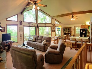 Cozy Bear Paw Mountain Retreat