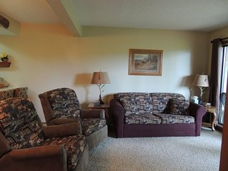 Woodsy Bear Theme condo NO STEPS close to SDC - RECENTLY UPDATED