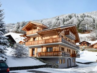 Vacation home Chalet Saint Joseph  in Val - d'Illiez, Portes du Soleil ( Valais