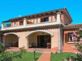Apartment Residence Vecchio Stazzo  in San Teodoro (OT), Sardinia - 6 persons,