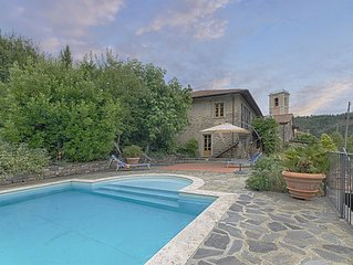 Podere dell' Angelo- 9 Pax / Pool/ large outdoors