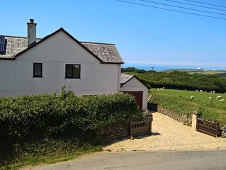 Barn Park Lodge near Sandymouth, Bude, Cornwall.