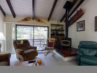 Tyrolean Village Condo ~ A Fabulous Location ~ Extremely Quiet Spot!