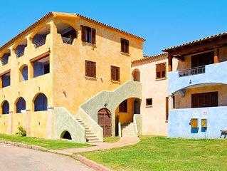 Ferienwohnung Il Borgo di Punta Marana mono (GMA130) in Golfo di Marinella - 3 P