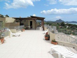Ferienwohnung Attico (REI222) in Costa Rei - 8 Personen, 3 Schlafzimmer