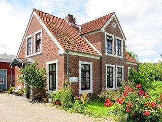 Apartment Nordsee-Ferienhaus  in Friedrichskoog, North Sea: Schleswig - H. - 2