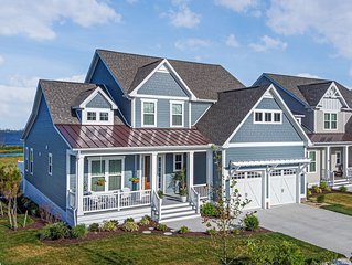 Beach Home w/ Panoramic Bay View!! - West Fenwick Island