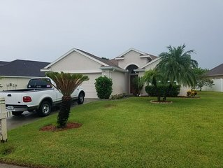 Beautiful home only a mile to the Gulf of Mexico!