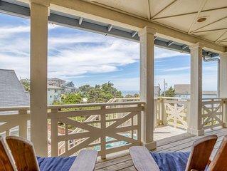 Ocean View, Pool, Hot Tub, Game Room, 3D Smart TV, 6 Flat Screen TVs, Sleeps 13