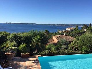 Location Villa 250 m2 | vue mer | 5 chambres | Terrain 2000 m2