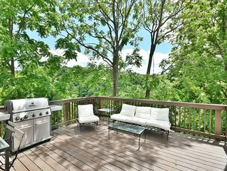 South Side House w/ Parking, Outdoor Space & Fire Pit!
