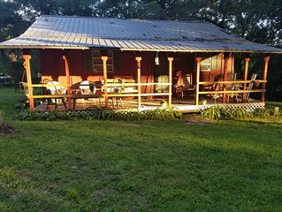 Relish the Complete and Perfect Solitude of your Cabin in the Woods