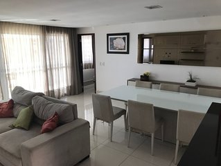 APARTAMENTO 1204-T2 NO BEACH CLASS COM VISTA MAR