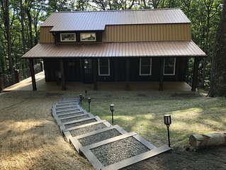 BRAND NEW OPENING JULY 1, 2020 - Hocking Hills Hidden Cabins  - Copperhead Cabin