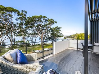 Beachfront Luxury - On Huskisson Beach 1 Minute to Everywhere
