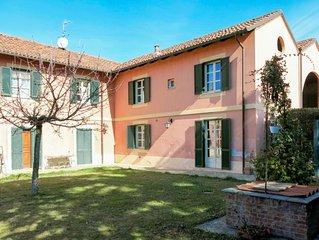 Ferienhaus Villa Remotti (AST450) in Asti - 8 Personen, 4 Schlafzimmer