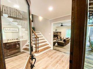 Luxury Poconos Home_17 Acre Property