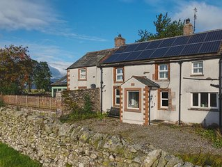 Fabulous 18th century stone built character cottage with stunning views