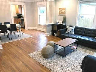 Spacious 3BR Mins to DWNTN ATL and ATL Airport