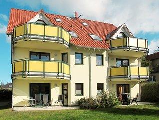 Ferienwohnung Ostseetrio (ZTZ208) in Zinnowitz - 4 Personen, 1 Schlafzimmer