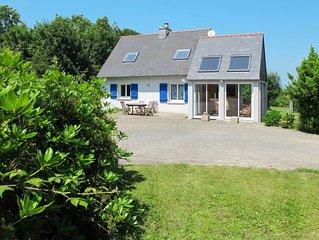 Ferienhaus Nature et Mer (CMS102) in Camaret sur Mer - 6 Personen, 4 Schlafzimme