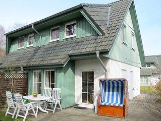 Ferienhaus Im Kiefernweg (ZTZ107) in Zinnowitz - 4 Personen, 2 Schlafzimmer