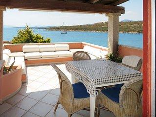 Ferienwohnung S'Abba e Sa Pedra (GOA115) in Golfo Aranci - 6 Personen, 2 Schlafz