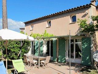 Ferienhaus Olivier (MOU135) in Mougins - 6 Personen, 3 Schlafzimmer