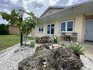 Quiet/Charming One bedroom  retreat in  North Port, Warm Mineral Springs