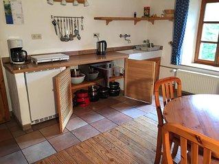 Ferienhaus Ventron fur 3 - 7 Personen mit 2 Schlafzimmern - Ferienhaus