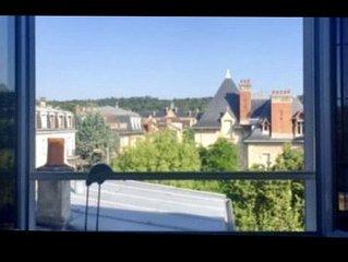 Coeur historique de Fontainebleau