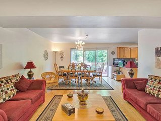 LAKE FRONT,4 Bedroom House-Near UVA & Downtown
