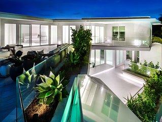 Villa Roxana -- Across the Beach Luxury Villa