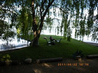 Waterfront - Private Beach / Dock / Anchorage - Fire-Pit - B.B.Q.
