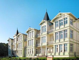 Apartment Strandvillen Wald und See  in Zinnowitz, Usedom - 7 persons, 3 bedroo